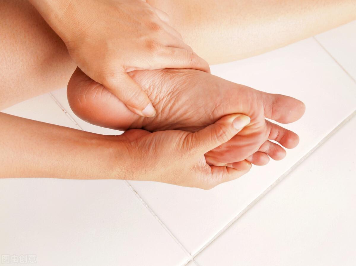 养生先养足?足部保养的5个好方法,快快收藏